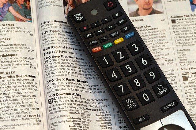 テレビなし育児 リモコン