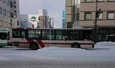 旭川電気軌道バス