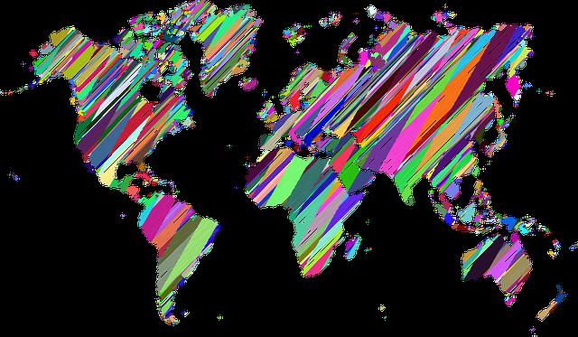 地球 地図