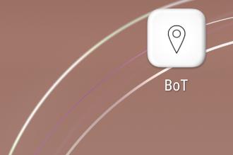 子ども用GPSBoT